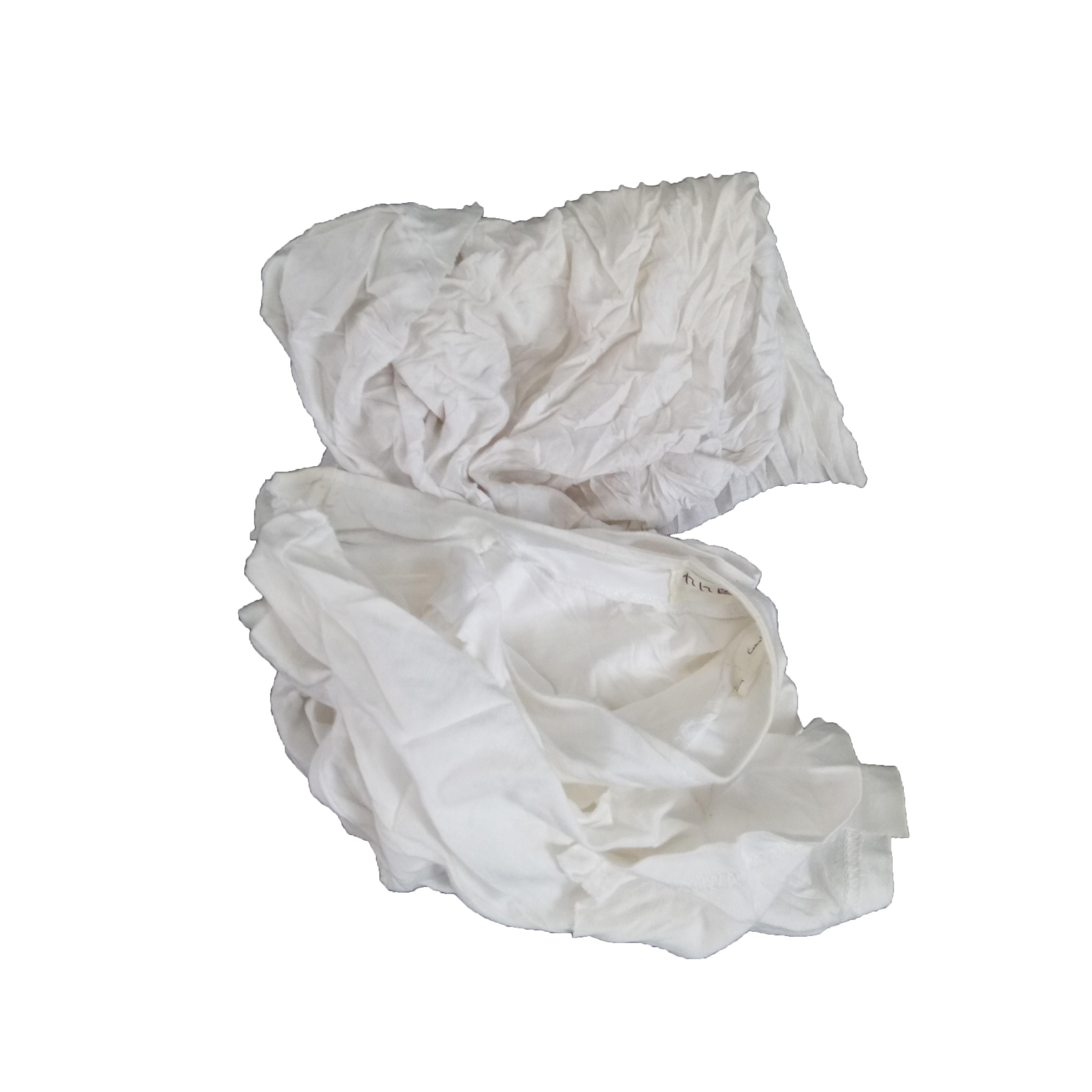 100% cotton material merit hosiery rags clips bulk waste