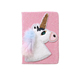 2020 wholesale design cute cover smart diary book a5 girl pink personalized custom kids kawaii printing unicorn diary for girls