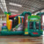 Jungle Commercial Bounce House Inflatable Castle Bouncy Slide For Sale