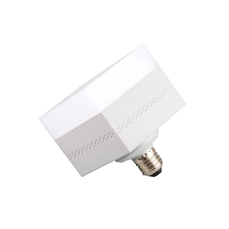 2019 hot sale new product E27 led lights 9w 13w 18w 28w square led bulbs