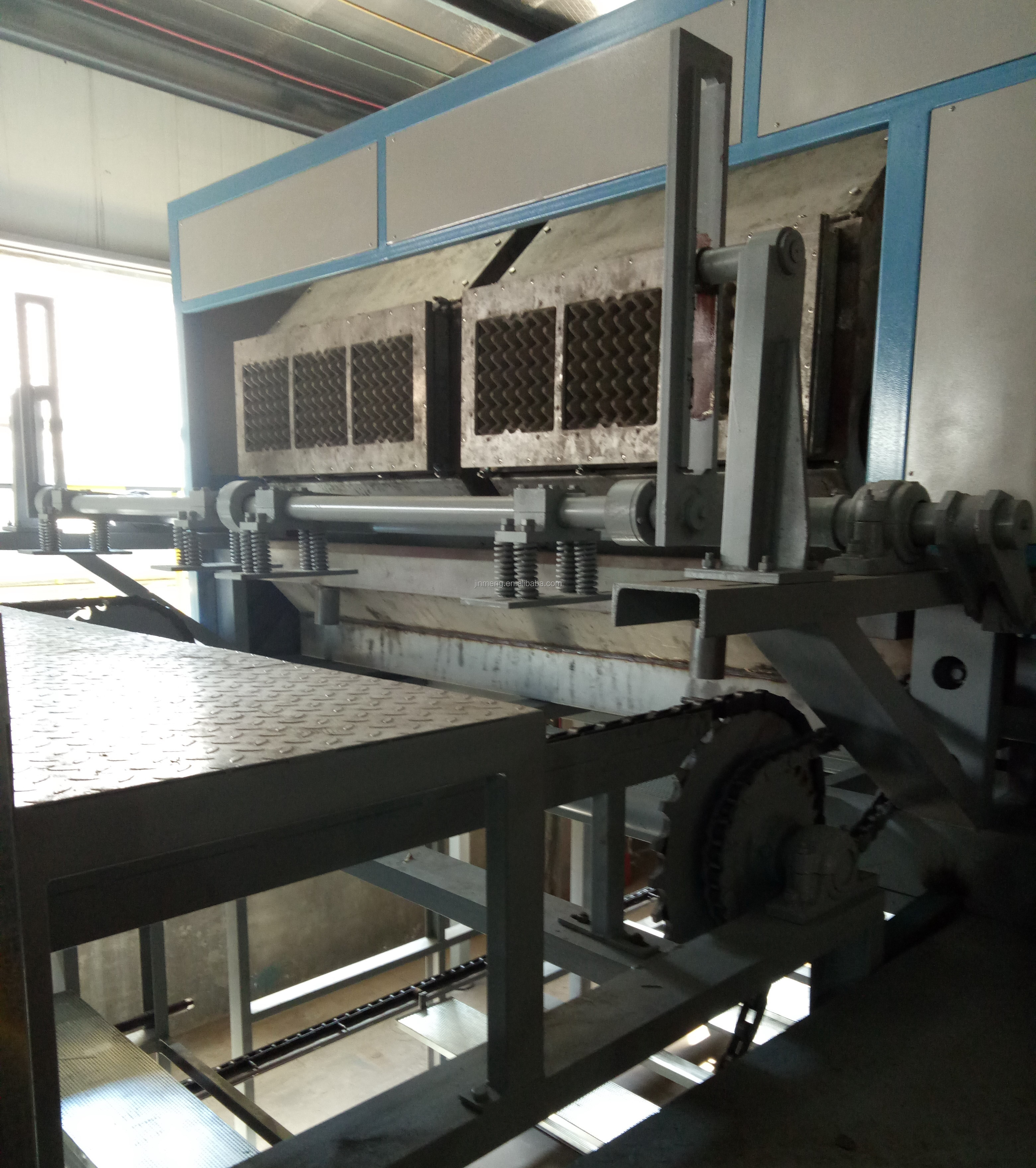 egg tray making machine  paper egg tray machine