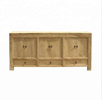 Traditional Style Chinese Antique Recycle Wood Furniture