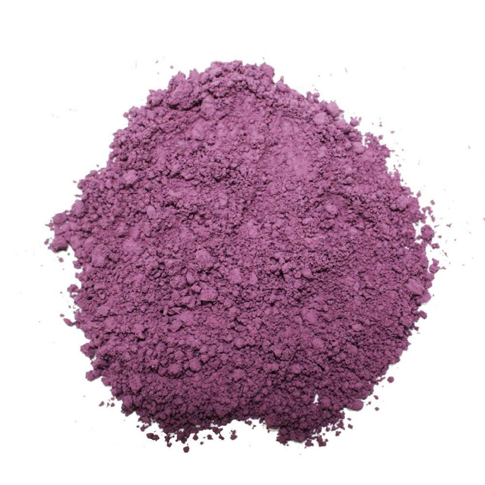 -Vegan Colors- Magenta : Food grade herbal powder Butterfly pea mixed with Roselle powder