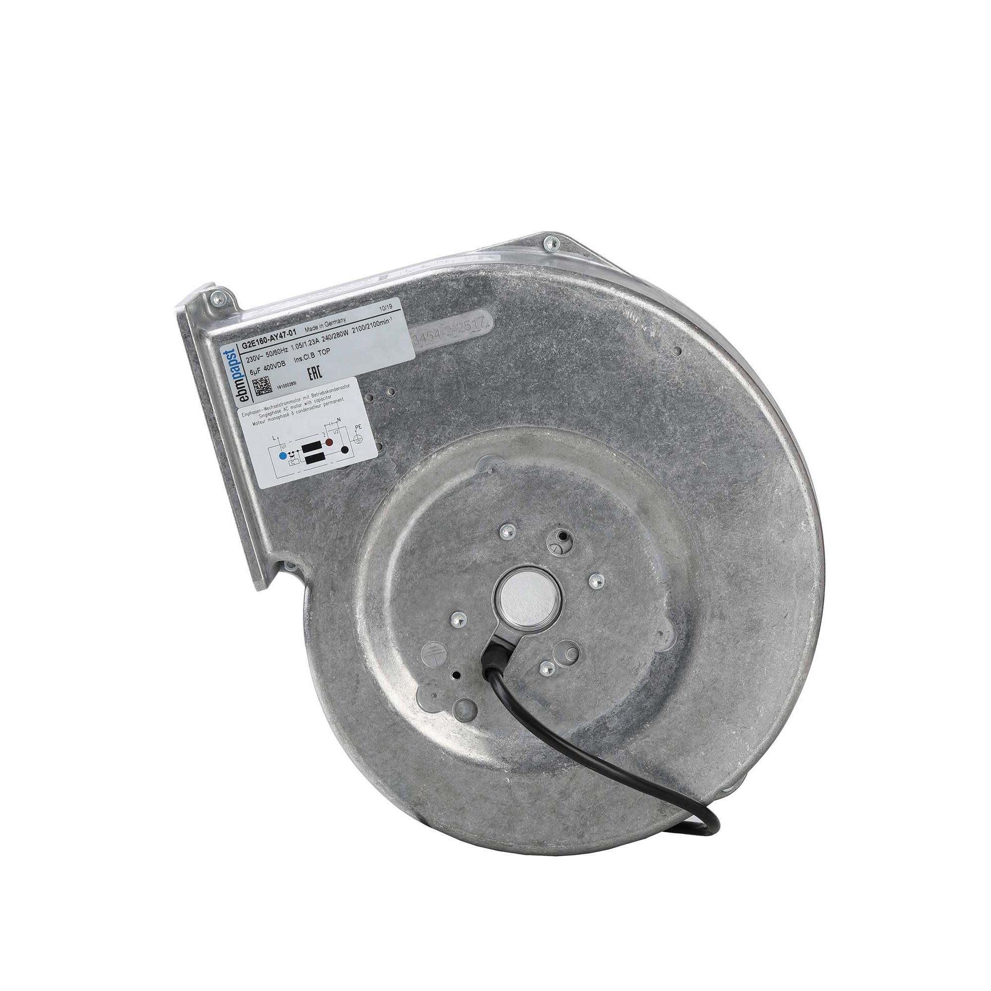 EBM PAPST G2E160-AY47-01 Ventilador