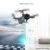 CFLY Dream GPS Drones with Camera HD 1080P Brushless RC Drone GPS Follow Me Quadcopter FPV 800M Distance Transmission RC Dron