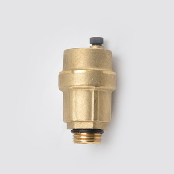 H4003 Series Brass Automatic Air Vent For Underfloor Heating