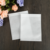 Wholesale eco-friendly recycle flat pla non woven fabric bag ,tea bag