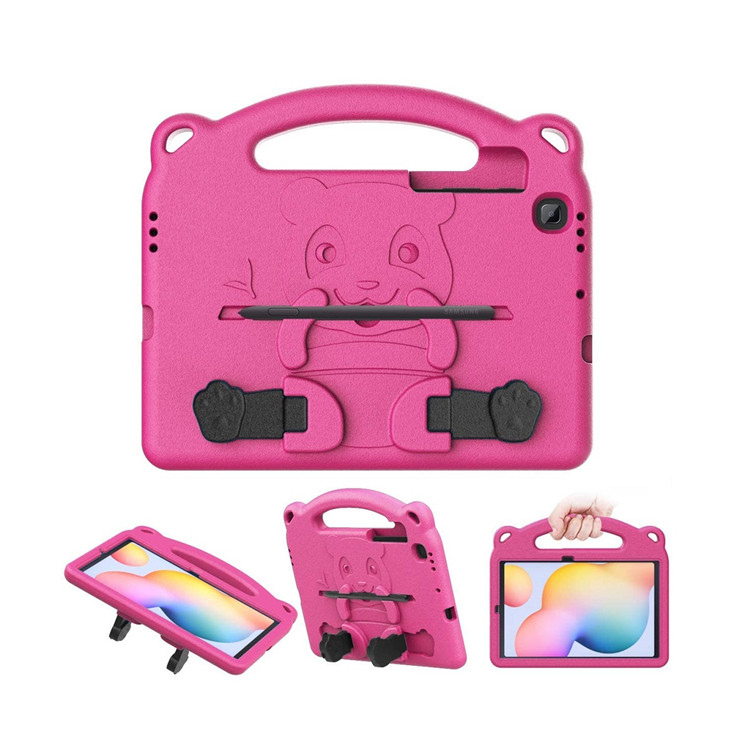 MoKo Kids-Friendly EVA Bear Tablet Case with Pen Holder & Hand-Grip for Galaxy Tab S6 Lite 2020