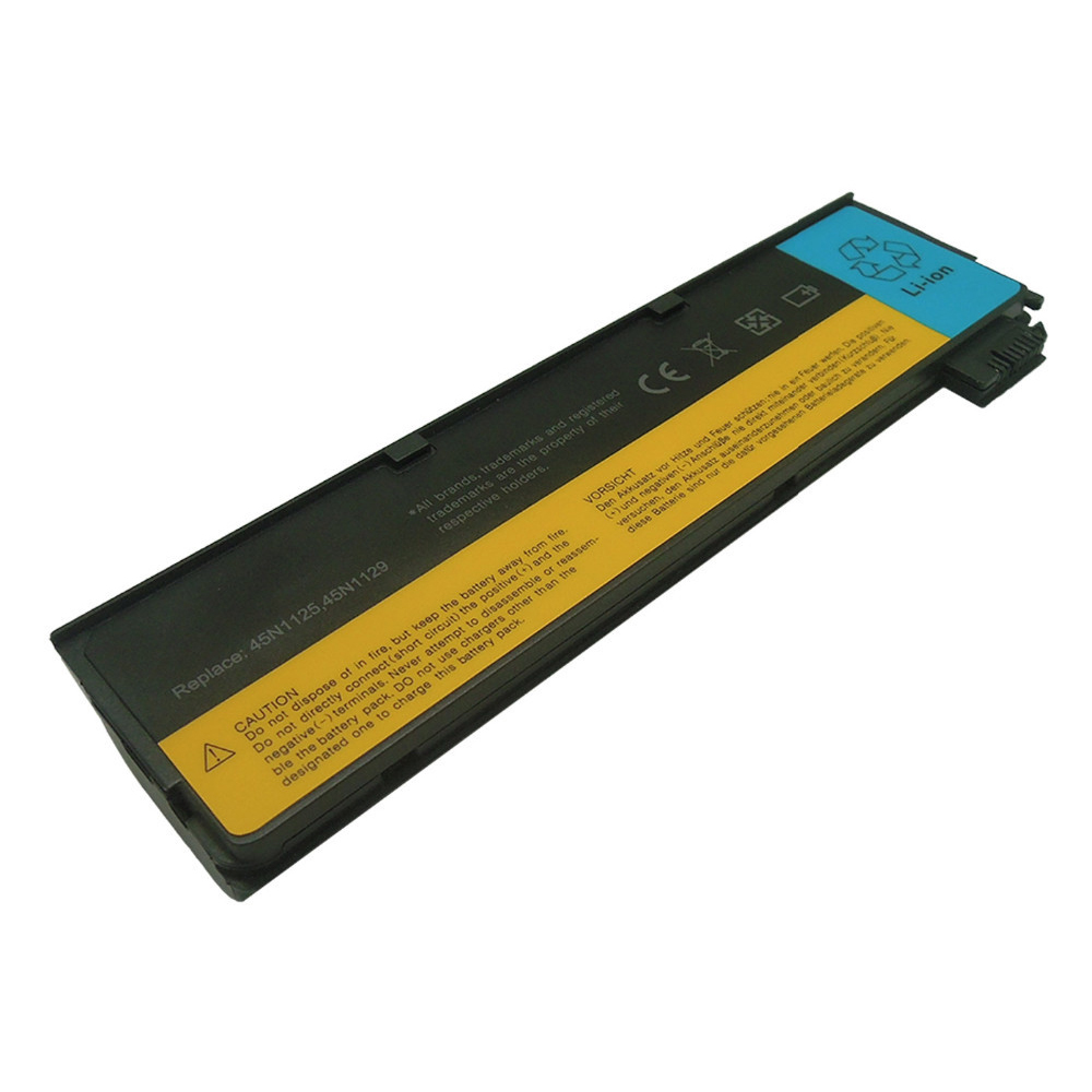 Rechargeable notebook battery for LENOVO T440 T440S T450 T450S X240 X250 X260 X270 45N1110 45N1111 45N1112