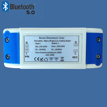 Bluetooth modul halogen led beleuchtung triac <span class=keywords><strong>dimmer</strong></span> mit tuya smart home app