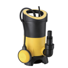 Garden Automatic Electric Dirty Clean Water Submersible Sump Pump