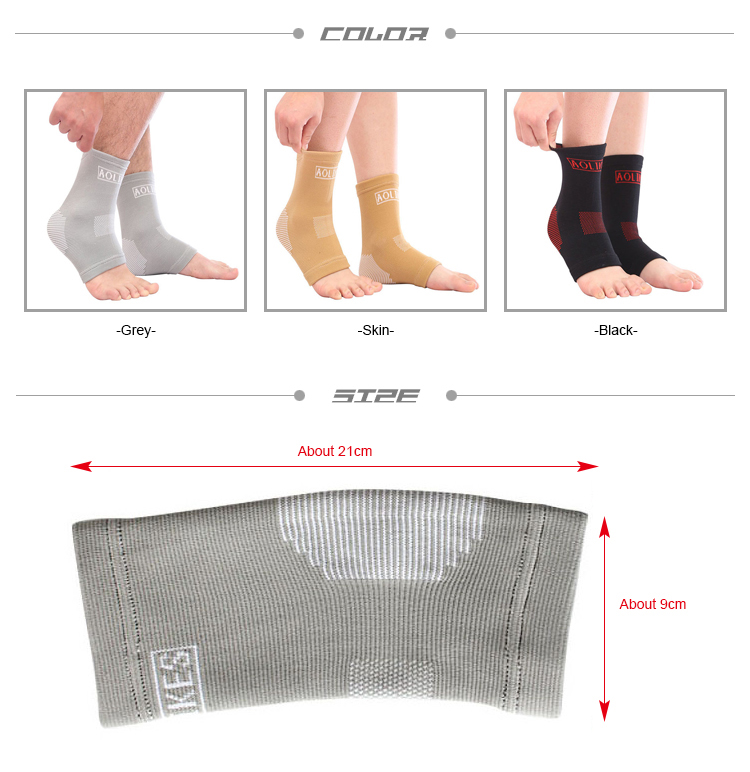 Comfortable Stretch Ankle Support Protection