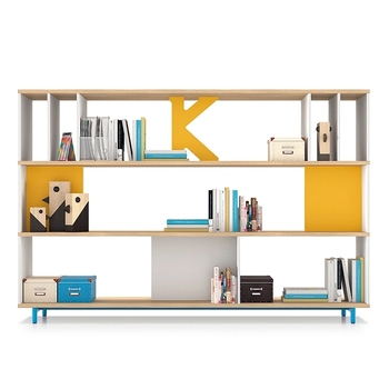 Special Open Office Furniture File Wall
