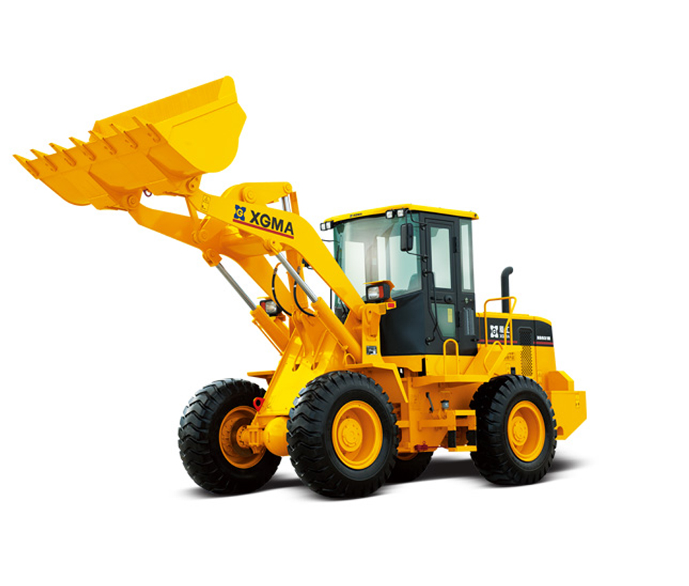 Heavy machinery Construction not used wheel loader machine for sale