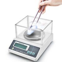 Electronic Balance Digital Weighing Scale, High Precision Laboratory/Analytical Balance