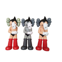 Japan style home decoration life size resin cartoon figure statue  Astro Boy Statue