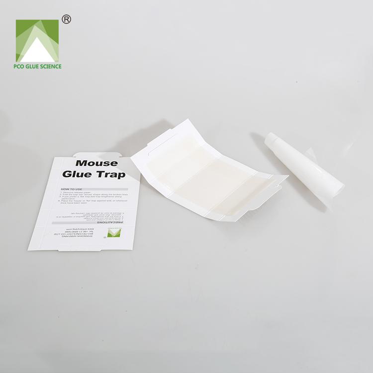 Environmentally friendly animals control mouse glue cardboard