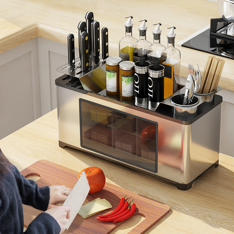 Multi Function Kitchen Plastic Storage Rack <strong>Holder</strong> for Condiment Organizer