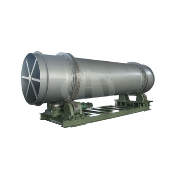 High Quality Cylinder Drum Dryer For Chemical Industry