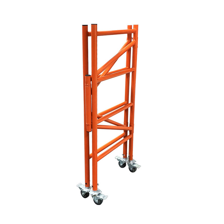 aluminum fold scaffolding