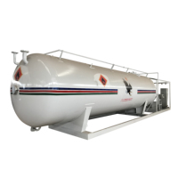 Chengli best selling 40000 liters 10000 gallons propane tank for sale