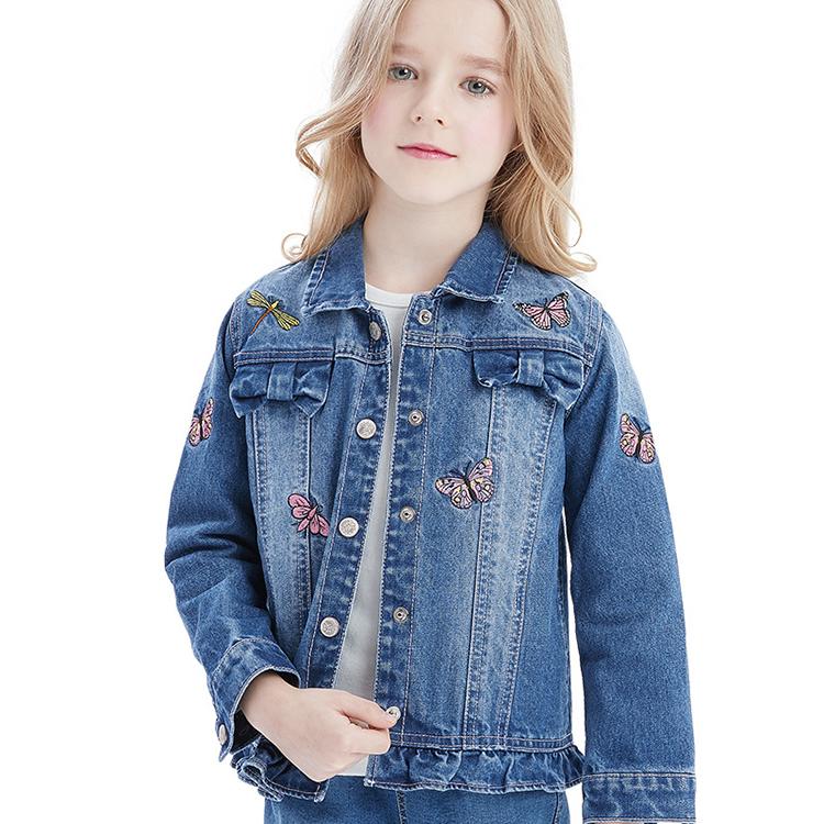 Acheter Vestes en jean fille en taille 2 ans en Ligne