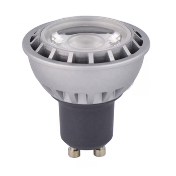 Hotel Villa 3 years warranty aluminum small beam 10degree cob 220v led spotlight 5w 6w gu10 e14 gu5.3 mr16