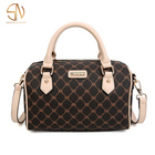 Shengnuo Factory Wholesale Famous Brand Hand Bag Designer Pu Leather Ladies Handbags For Women