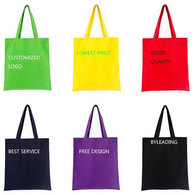 Cotton Fabric Shopping Bag Kids Christmas Bags Organic Canvas Produce Men Promotional String Quilted Duffle Child Resistant