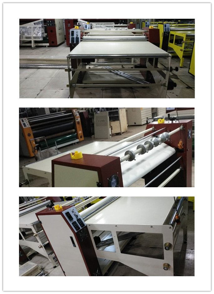 HJD-J9 Automatic Roller Conduction Blanket Heat Transfer Printing Sublimation Machine For Sale