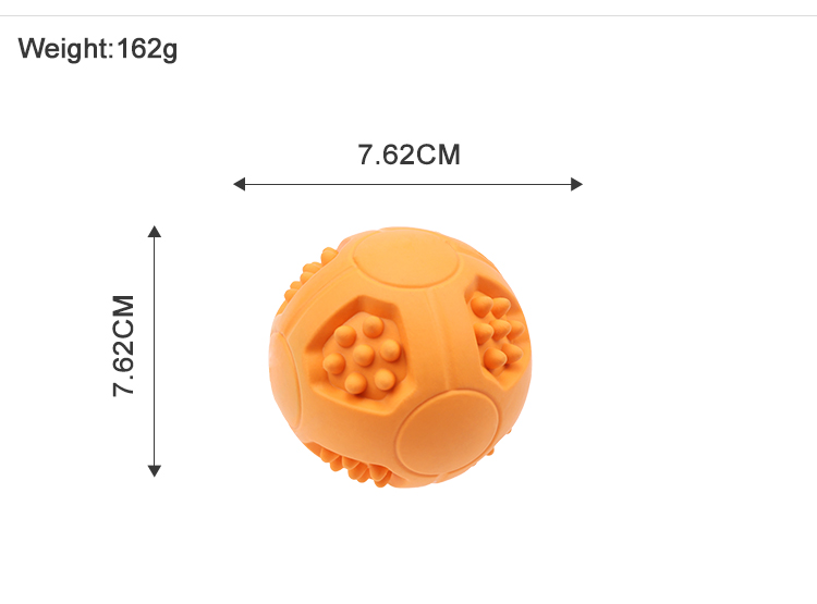 Pet toys  solid rubber dog ball indestructible interesting dog toys beef flavor rubber toy dog toy manufacturer strength pro