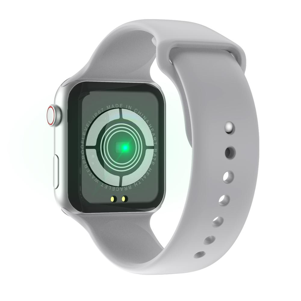 2020 F10 Heart rate monitor Smartwatch High quality full round screen sport smart watch