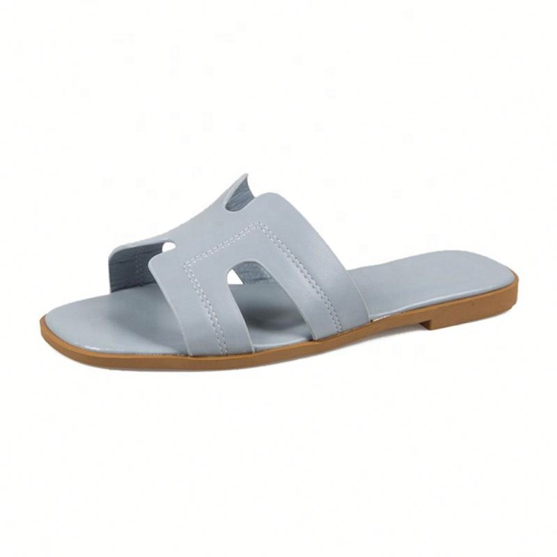 Manufacture Light Weight Anti-slip Fashion Women Flat <strong>Sandals</strong>