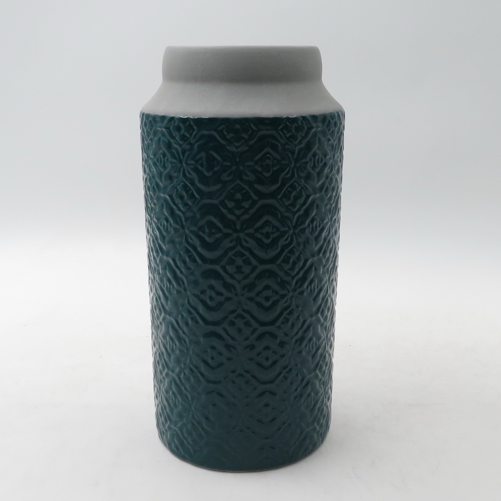 China Cheap Price Office Table Decor Large Ceramic Floor Decoration Vase