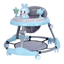 4 In 1 Musical Learning Multifunctionele Loopstoeltje Met Licht En Muziek/Twin Baby <span class=keywords><strong>Walker</strong></span> Voor Baby/Baby <span class=keywords><strong>walker</strong></span>