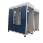 new design automatic disinfection mobile chamber / intelligent disinfection dispenser door for sale