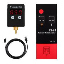 Biomaser Новый беспроводной источник питания для тату, Интерфейс DC/RCA, Мини литиевая батарея для тату, ручка, пулемет, внешний аккумулятор(Китай)