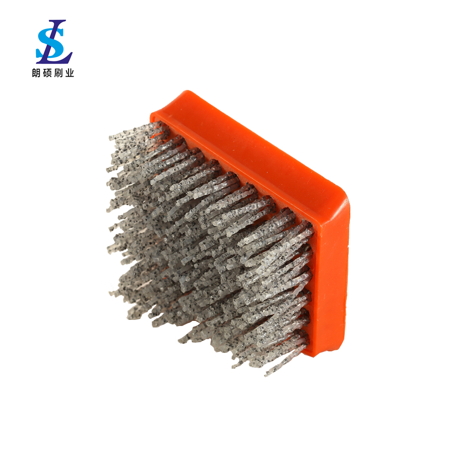Frankfurt silicon carbide polishing grinding abrasive brushes for stone