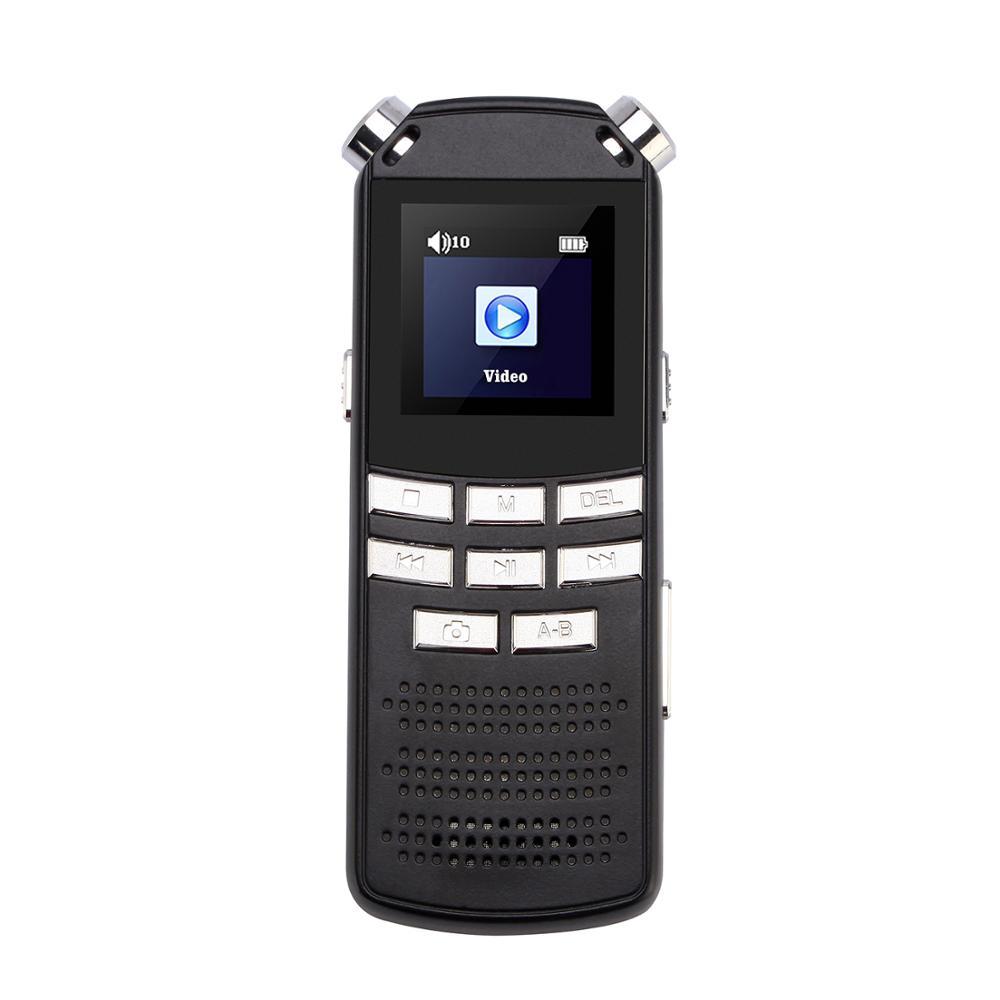 720P Mini DV Caméra avec Enregistreur Vocal Numérique Professionnel DVR Dictaphone Stylo MP3 Joueur