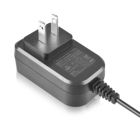12V power adapter BS GS CE US 12W 5V 1A 2A 3A 12V 1A AC DC power supply