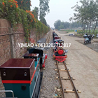 Amusement Park Mini Electric track Train For Kids