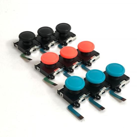 for Nintendo Switch Joy-con Analog 3D Joystick for Switch Joy-Con Controller Analog Stick Repair Part Replacement
