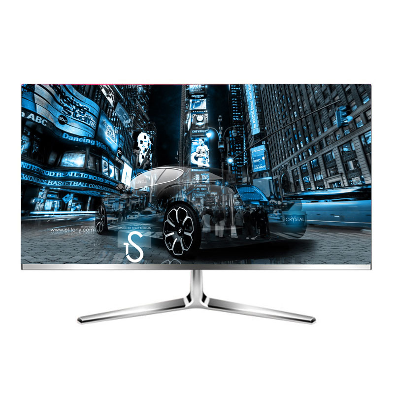 Flat Screen IPS Screen <strong>178</strong> Viewing Angle 23.8 24 inch HD LCD LED PC Monitor 1920x1080
