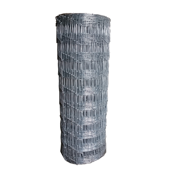 1.8m Factory supplier Woven Galvanized Metal Farm Fence