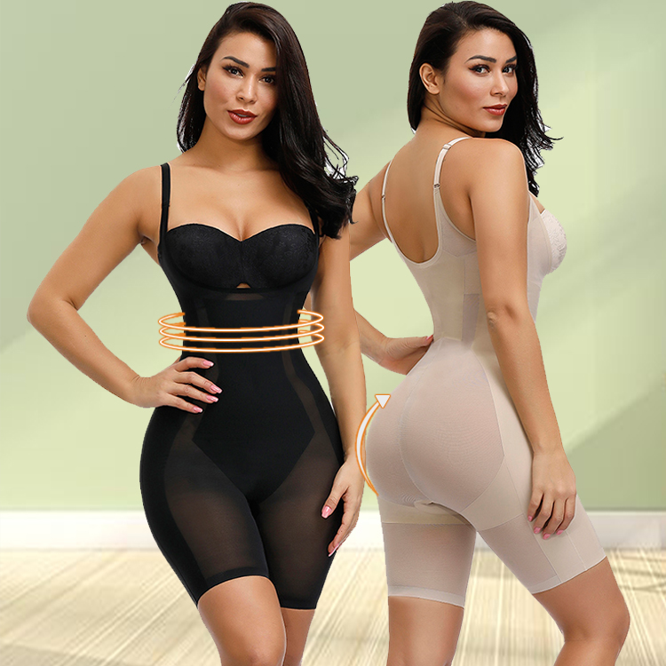 Womens Hi-Waist Panties Tummy Control Butt Lifter Shapewear Slimmers Corset Seamless Briefs Body Shaper Khaki Transser
