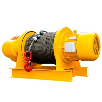 1-5 ton large wheel electric control hoist