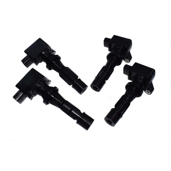 4Pcs Ignition Coil Pack For MAZDA 3 6 CX-7 2.0 2.3 2.5 L 2005-2013 L3G2-18-100