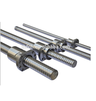 1605 ball screw /cnc 3020 router ball screw/acme lead screws and nuts