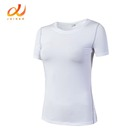 OEM sublimation custom printed fitness youth short sleeve compression shirt womens