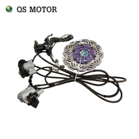 Disc Brake System Assembly For Electric Tricycle 03 Master Cylinder Hydraulic Caliper Disc Brake
